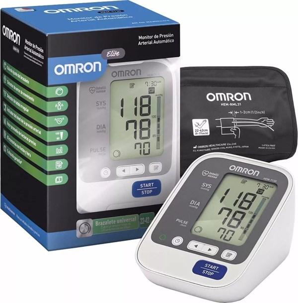 Omron Tensiómetro Digital Automático De Brazo Hem-7130