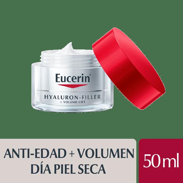 Eucerin Hyaluron-Filler+Volume Lift Día Piel Seca 50Ml #1