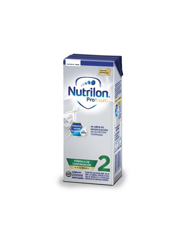 Nutrilon 2 Profutura Brik x 200 ml