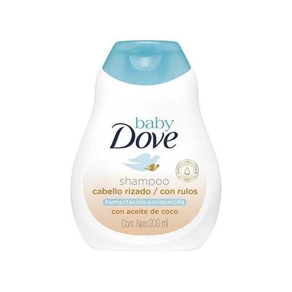 Shampoo Cabello Rizado Dove Baby  x 200 ml