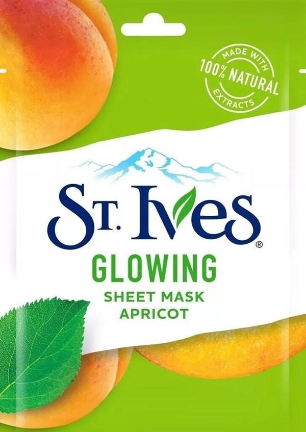Máscara Facial St Ives Apricot Mask