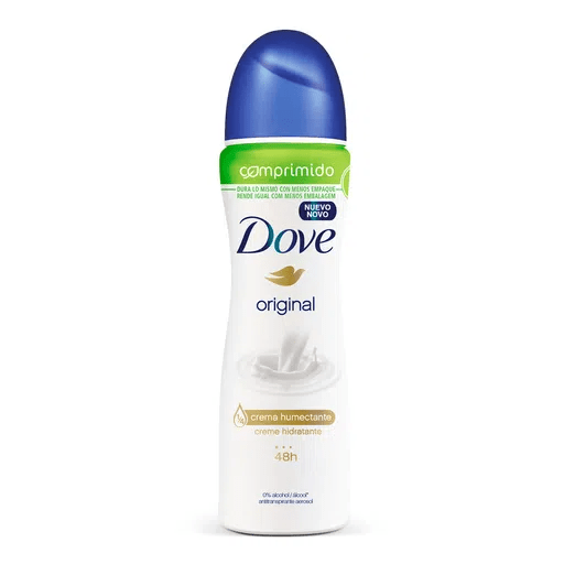 Dove, desodorante Original aerosol 85 ml