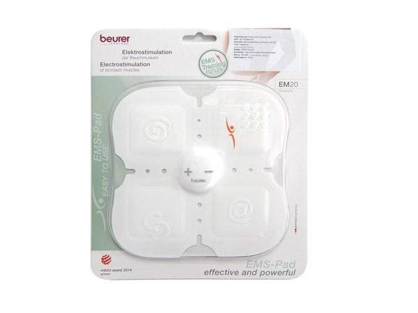 Beurer EM20SIX Parche Electro estimulador Para Abdomen