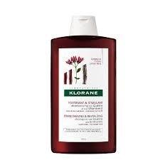 Shampoo Klorane Fortificante de Quinquina y Vitamina B x 400 ml