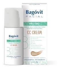 Bagovit Facial Pro Bio CC Cream Crema Multiprotectora Perfeccionadora 50 gr
