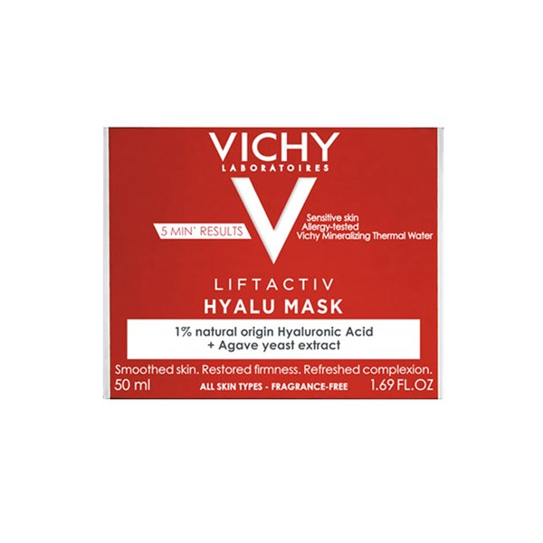 Vichy Liftactive Hyalu Mask 50ml