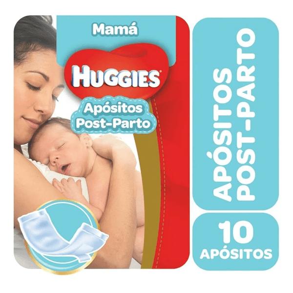 Huggies Apósito Post Parto x 10Un Mamá