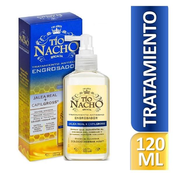 Tío Nacho Spray Engrosador 120 ml
