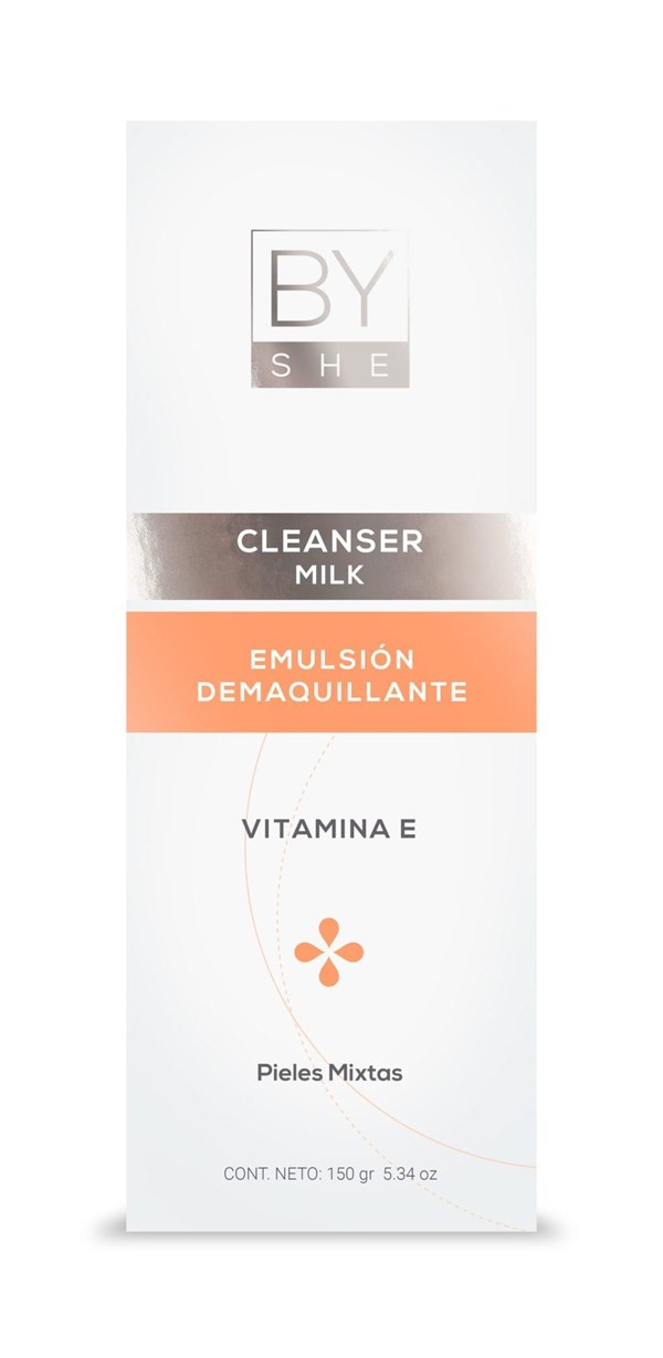 By She, Cleanser Milk 150 ml  #1