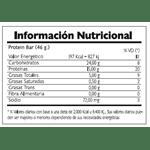 Protein Bar Chocolate Brownie  46gr  PROMO 3 X 2 #4
