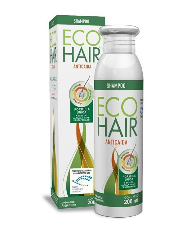 Eco Hair Shampoo Anti-caida Del Cabello X 200 Ml