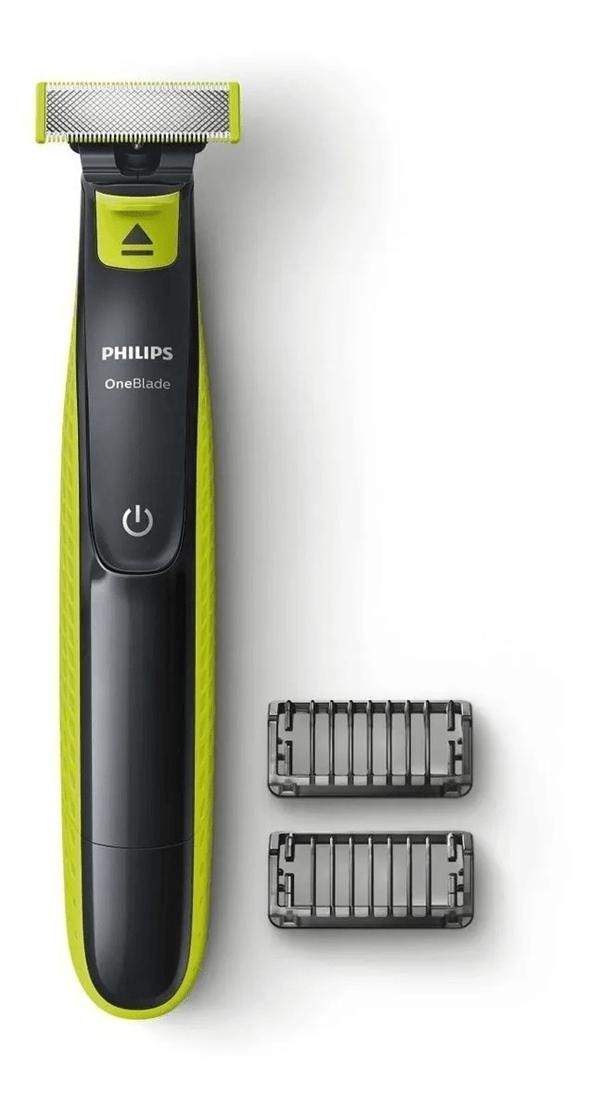 Recortador De Barba Afeitadora Philips Oneblade QP2521 alt