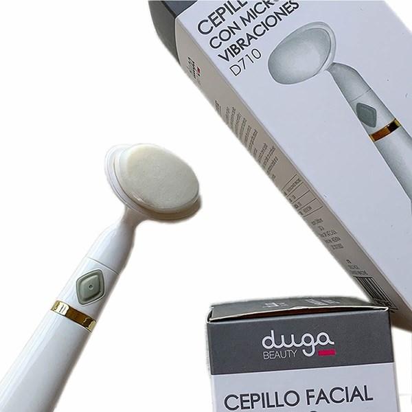 Cepillo Facial Duga Con Micro Vibración De Limpieza alt