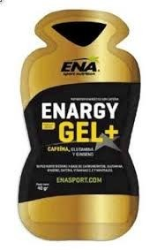 Suplemento ENA Enargy Gel Cafeina con Vainilla 1 Unidad x32g