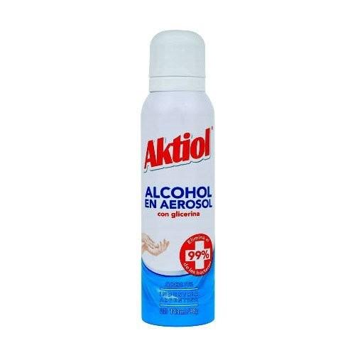 Aktiol Alcohol En Aerosol 143ml