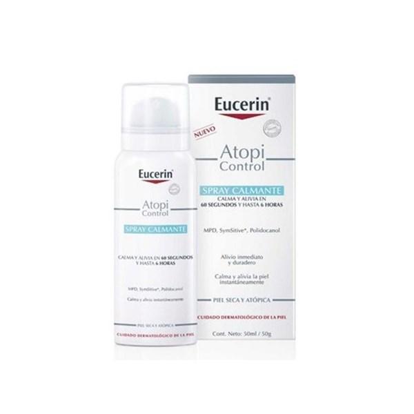 Spray Eucerin Atopi Control  x50ml Calmante