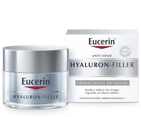 Eucerin Hyaluron-filler Crema Facial De Noche