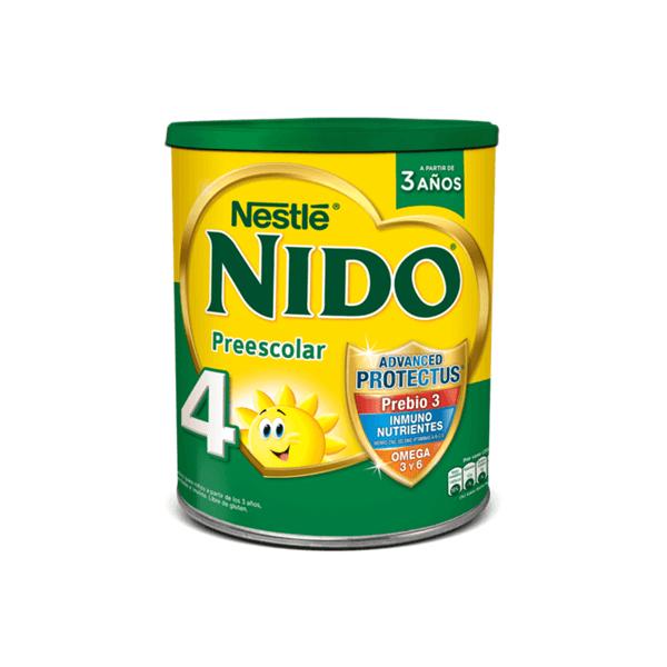 NIDO 4 Preescolar - 800 gr