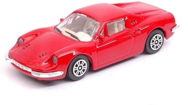 Autito Ferrari Dino A Escala Coleccionable