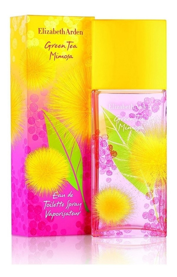 Elizabeth Arden Green Tea Mimosa Fem X100ml