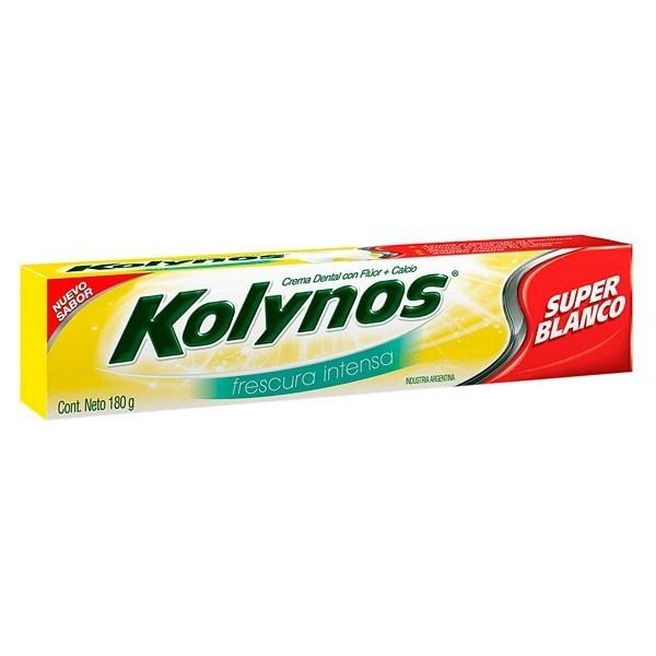 CREMA DENTAL KOLYNOS x 180 GRS