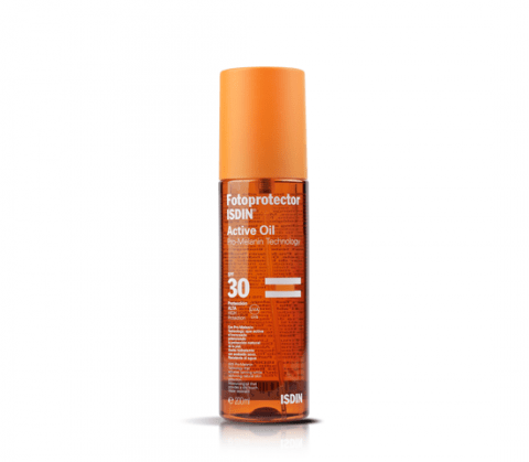 Isdin Foto Active Oil SPF30 200ml