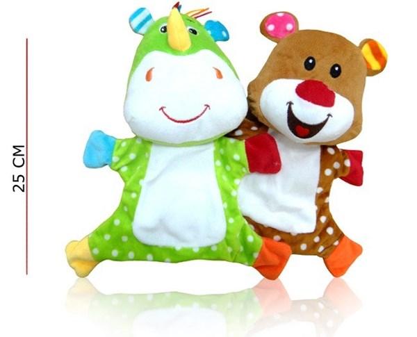 Títeres Con Sonajero Phi Phi Toys
