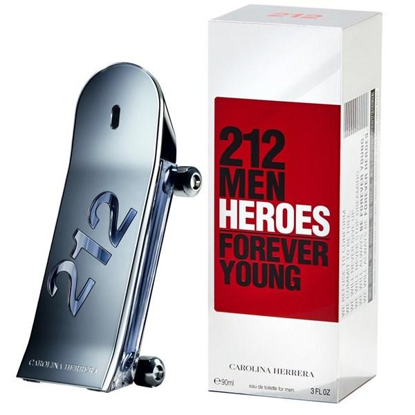 Carolina Herrera 212 Heroes EDT 90 Ml
