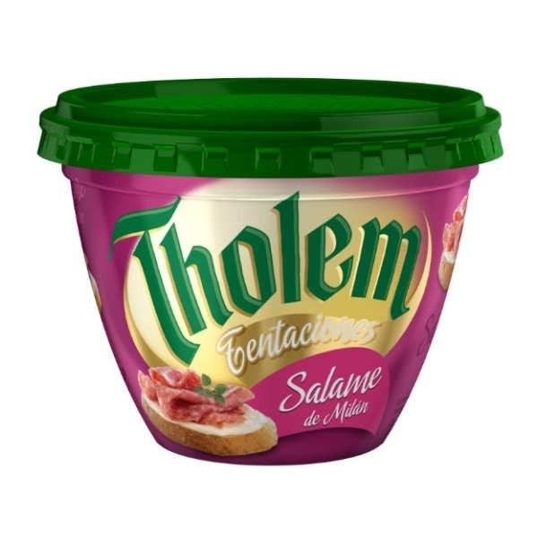 QUESO UNTABLE THOLEM SALAME x 190 GRS