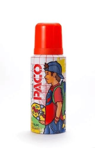 Paco Desodorante Spray X150ml