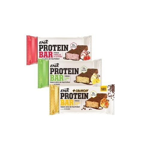 Protein Bar Banana Split 46gr PROMO 3 X 2 alt