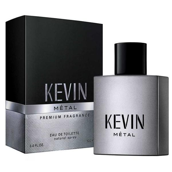 Kevin Metal Eau De Toilette X 100 Ml C/vaporizador