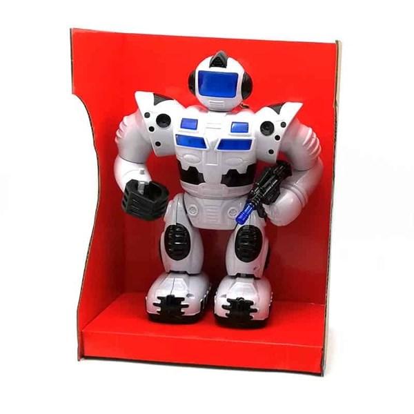 Robot A Pila Pioneer Super  alt