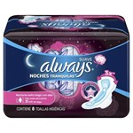 Always Toallitas Higiénicas Noches Tranquilas Suave x8unidades #1