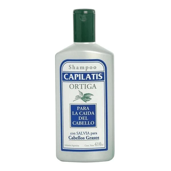 Capilatis Ortiga Shampoo x410ml Grasos