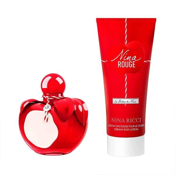 Perfume Nina Ricci Rouge Cofre alt