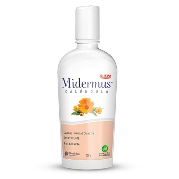Midermus Crema  Caléndula Reparadora Piel Sensible x 150 ml