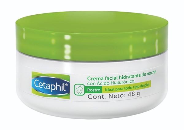 Cetaphil Crema Hidratante Facial Noche X 48 Gr  alt