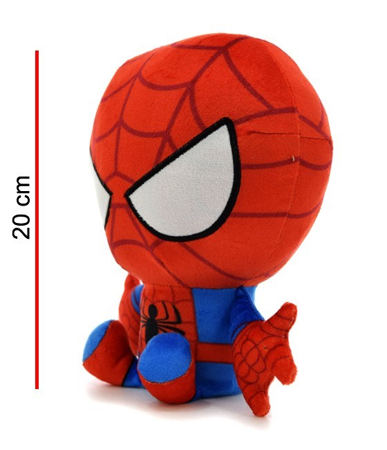 Spiderman Sentado Phi Phi Toys  alt