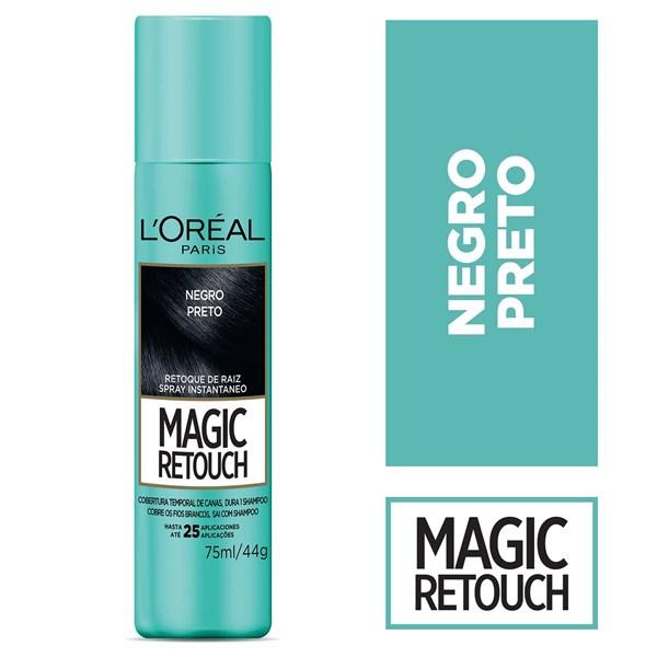 Loreal Magic Retouch Negro