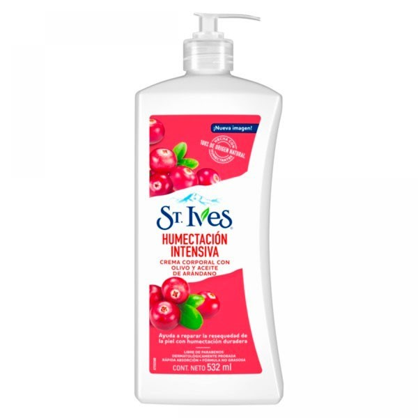 ST.IVES CREMA  HUMECT.INTENS.C/PICO x 532 MLTS