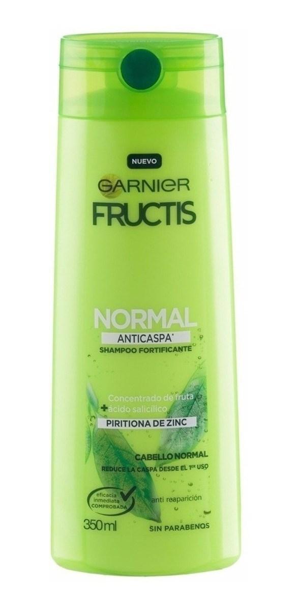 Shampoo Garnier Fructis  Normal Anticaspa 350ml