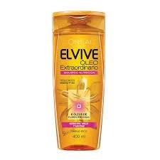 Elvive Shampoo Oleo Extraordinario Nutricion x400ml