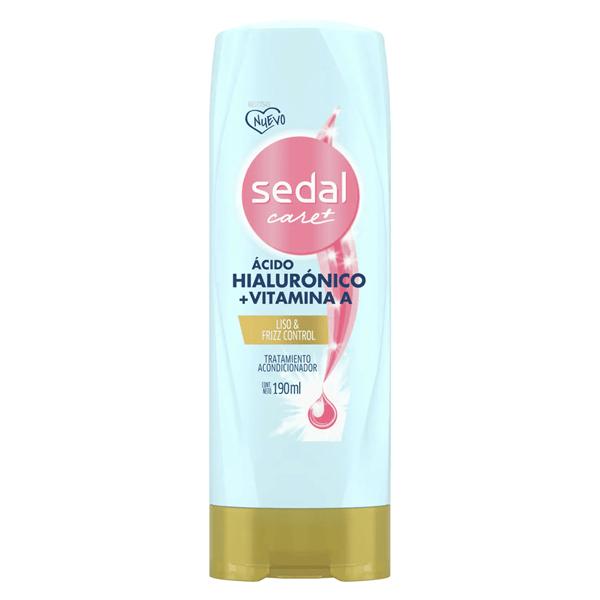 Sedal Acondicionador Con Acido Hialuronico Y Vitamina A x 340ml