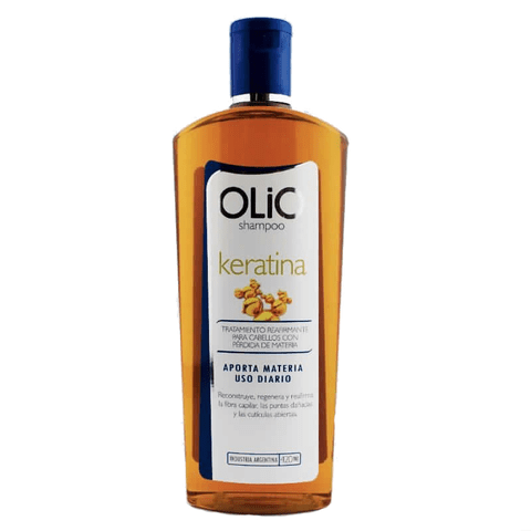 Olio Shampoo Keratina 420ml