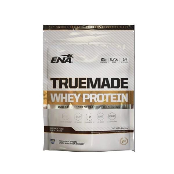 Whey Protein Truemade Chocolate 1 libra #1