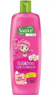 Suave Niños Shampoo Frutilla x350ml