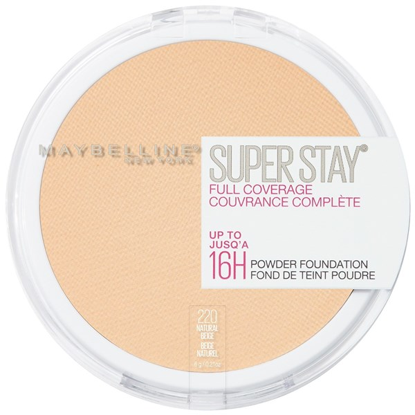 Maybelline Polvos Compactos Superstay 16hs