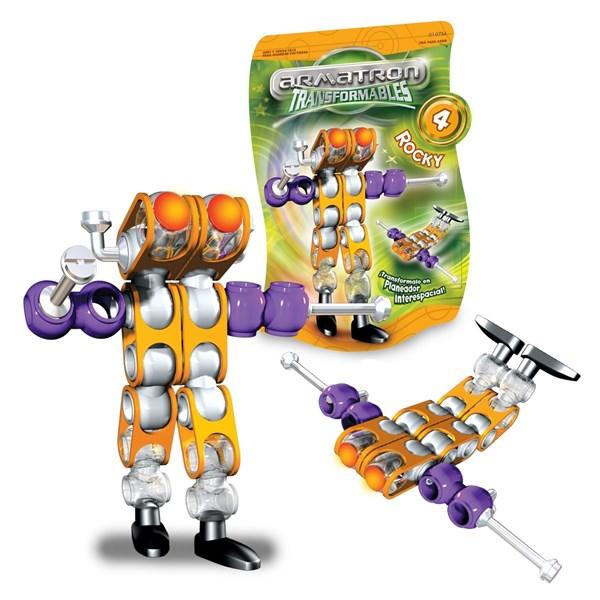 Transformer Armatron 4 Rocky Juguete Rasti alt
