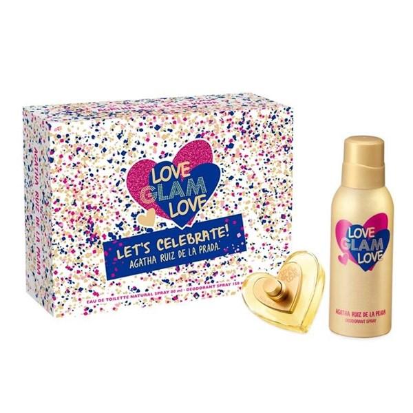 Perfume Agatha Ruiz De La Prada Love Glam Love Cofre alt